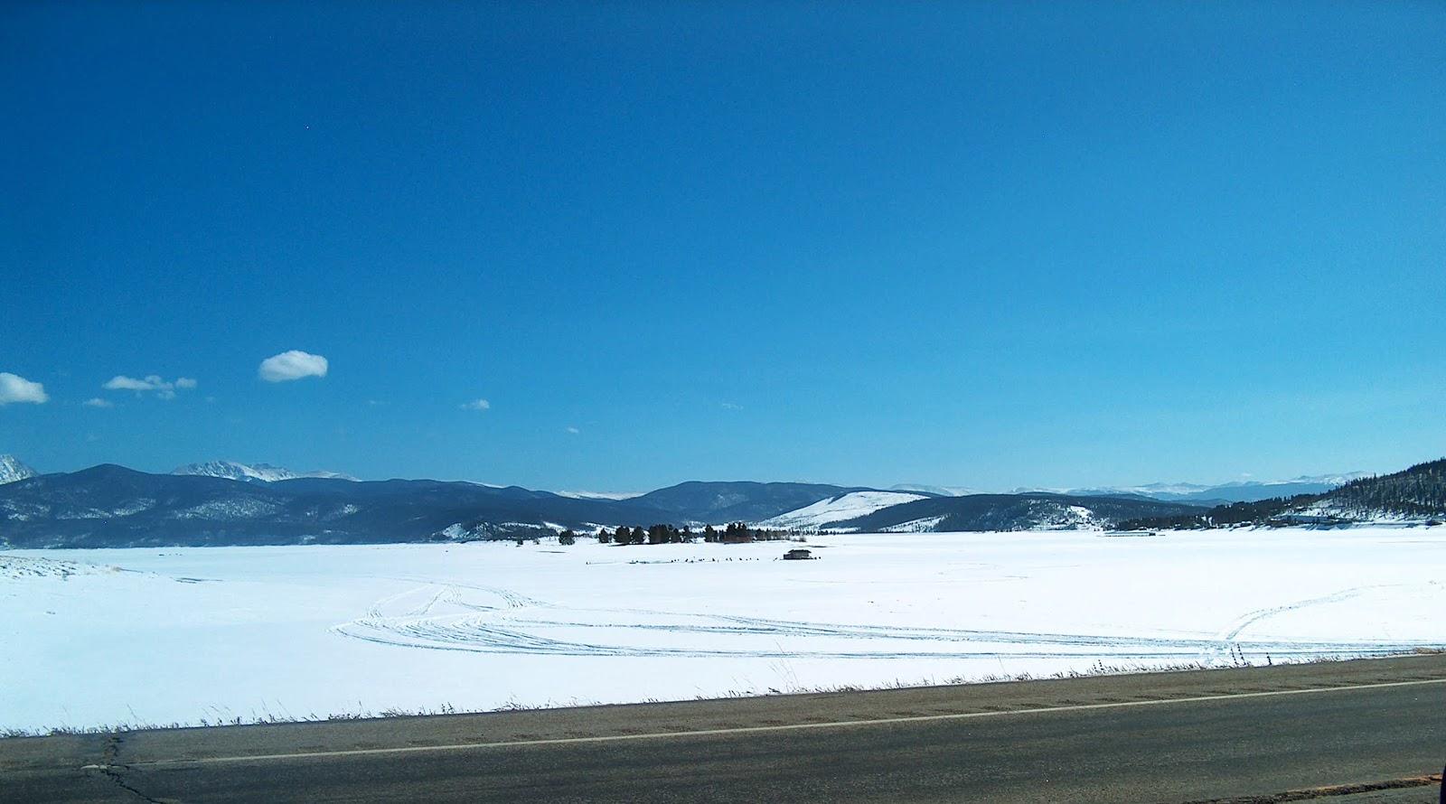 Pilgrims 39 journey winter park granby colorado for Lake granby fishing report