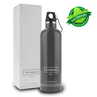 Stainless Steel Insulated Sports Water Bottle review