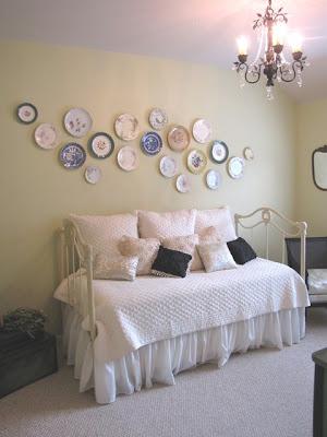 Decorar Paredes De Dormitorios Decoracin Con Pizarras En El