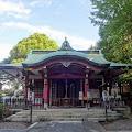 市谷亀岡八幡宮,拝殿〈著作権フリー無料画像〉Free Stock Photos