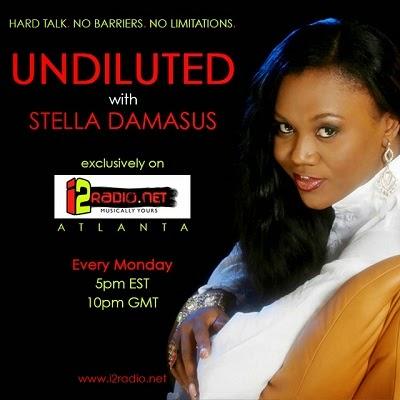 stella damasus radio show