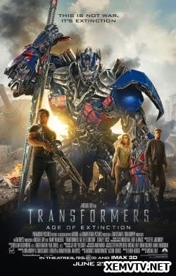 Transformers 4: Kỷ Nguyên Huỷ Diệt - Transformers: Age of Extinction