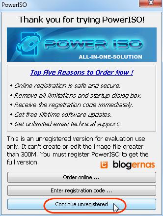 Cara Enteng Burning File Image ISO ke DVD (Full Gambar Tutorial)