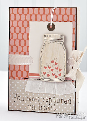 Captured My Heart Card Julie Campbell