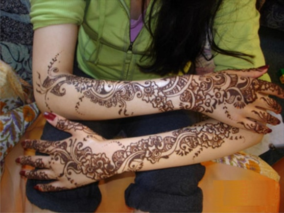 new designs of mehndi
