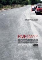 Cinco dias Temporada 1 audio español