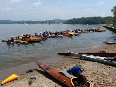 THE HUDSON RIVER GREENLAND KAYAK FESTIVAL