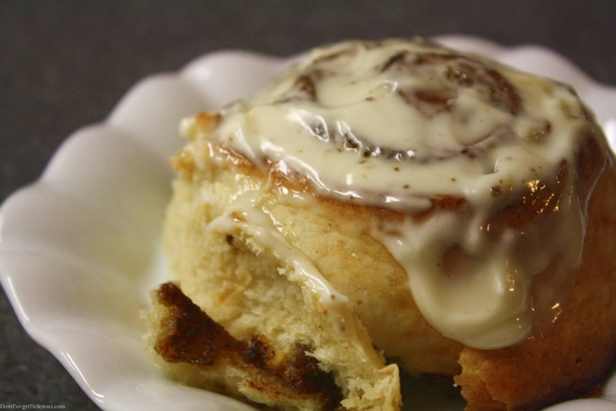 Cathey with an E: The Best (And Quickest!) Cinnamon Rolls