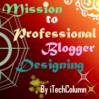 Design Professional Blogger