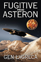 Fugitive From Asteron by Gen LaGreca
