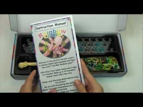 Rubber Band Bracelet Kit4