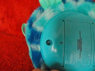 Furby Boom Batteries