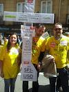 SPJ-USO contra la privatización de los registros civiles.