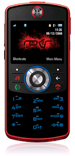 Moto Rokr EM30: Awesome Music Cell Phone with Brilliant Music Player Design