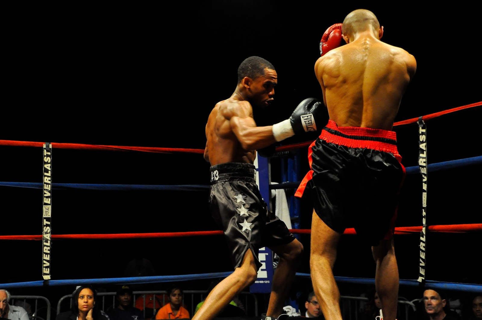 how to stop flinching in boxing
