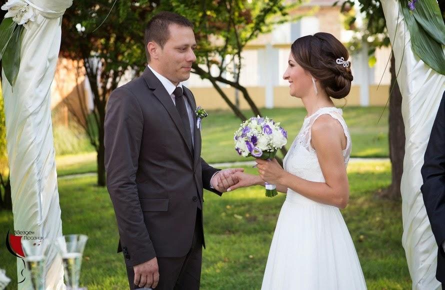 Изнесен ристуал и сватбена церемония