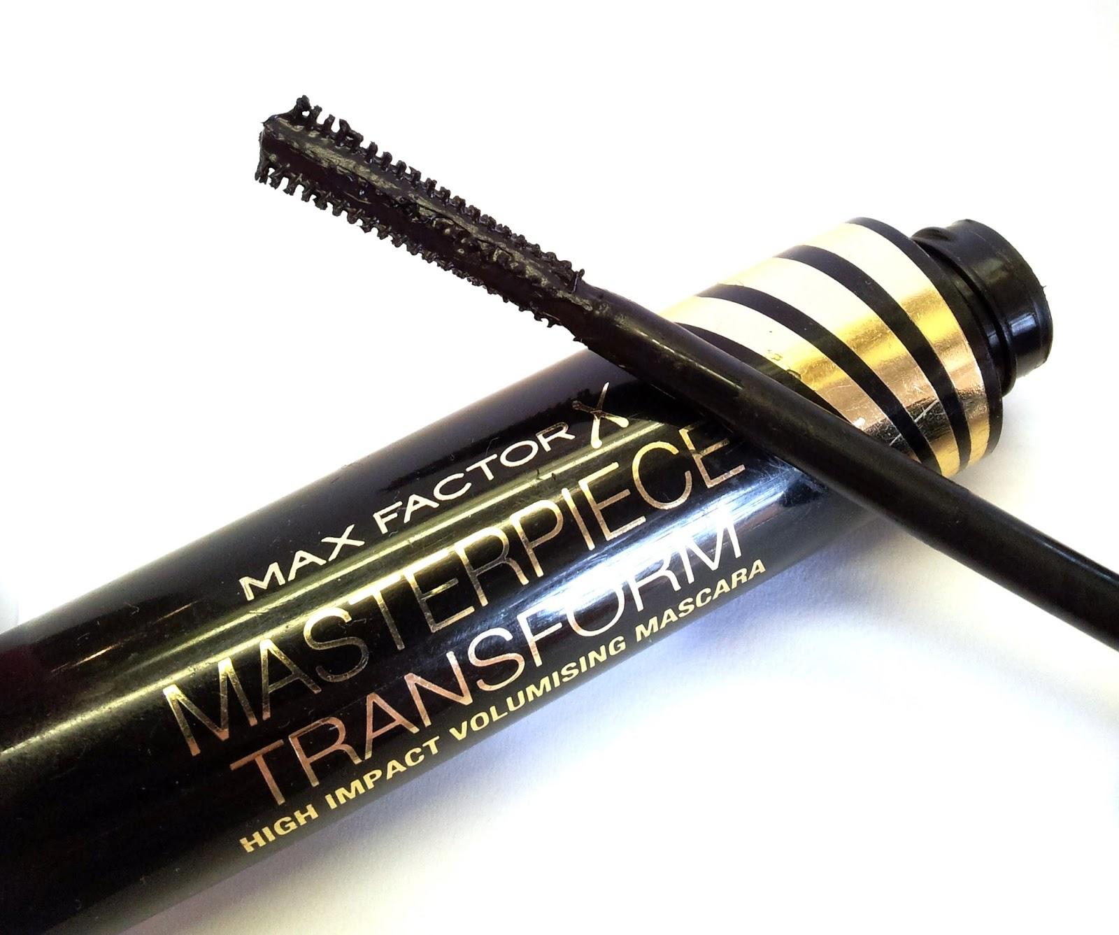 "Max Factor ""Masterpiece Transform Mascara"""