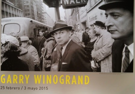 Garry Winogrand, Fundacion Mapfre, Fotografia, Arte contemporaneo, Blogs de arte, Yvonne Brochard, Exposiciones, Temporales, Madrid, Voa Gallery, Victim of art, AgendaArty,