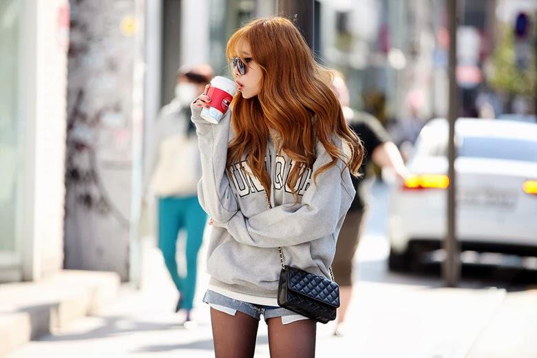 Esta ropa es la más común para salir un día cualquiera a la calle.