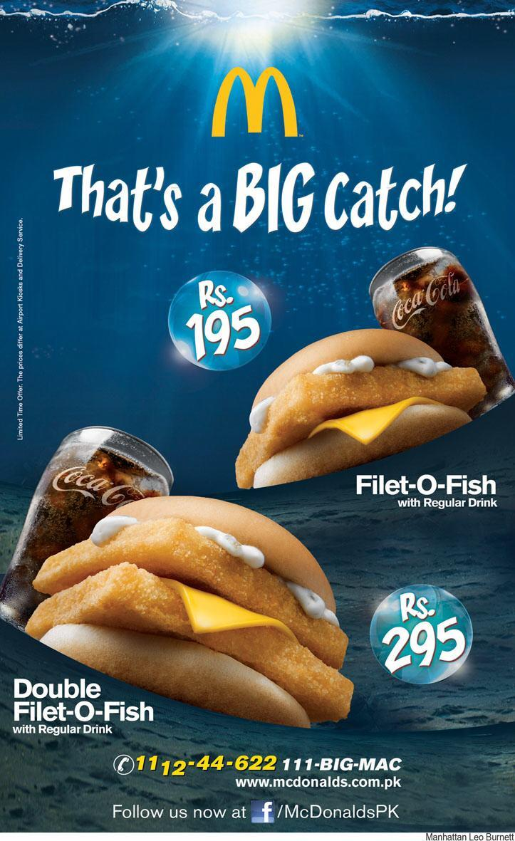 meals deals filet o fish offer by mcdonalds