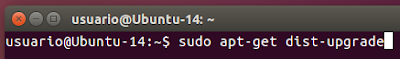 sudo apt-get dist-upgrade