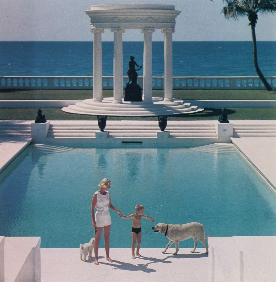 jump right in the photographs of slim aarons