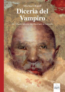 Diceria del vampiro. De masticatione mortuorum in tumulis, 2011, copertina