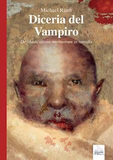 Diceria del vampiro. De masticatione mortuorum in tumulis, 2011, copertina