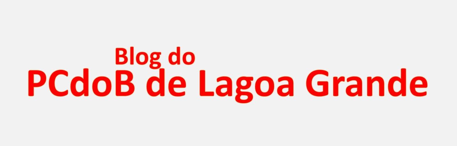 PCdoB de Lagoa Grande