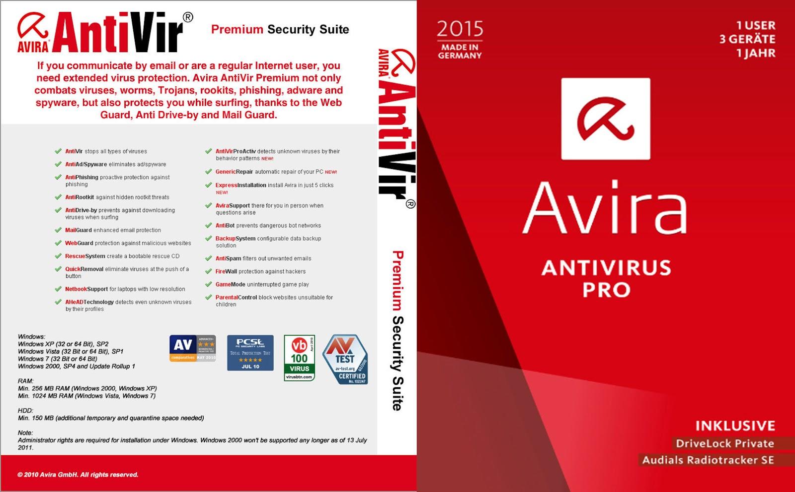 Avira Antivirus Pro 15.0.10.434 Pt-Br Avira Antivirus 2015 serial Key XANDAODOWNLLOAD