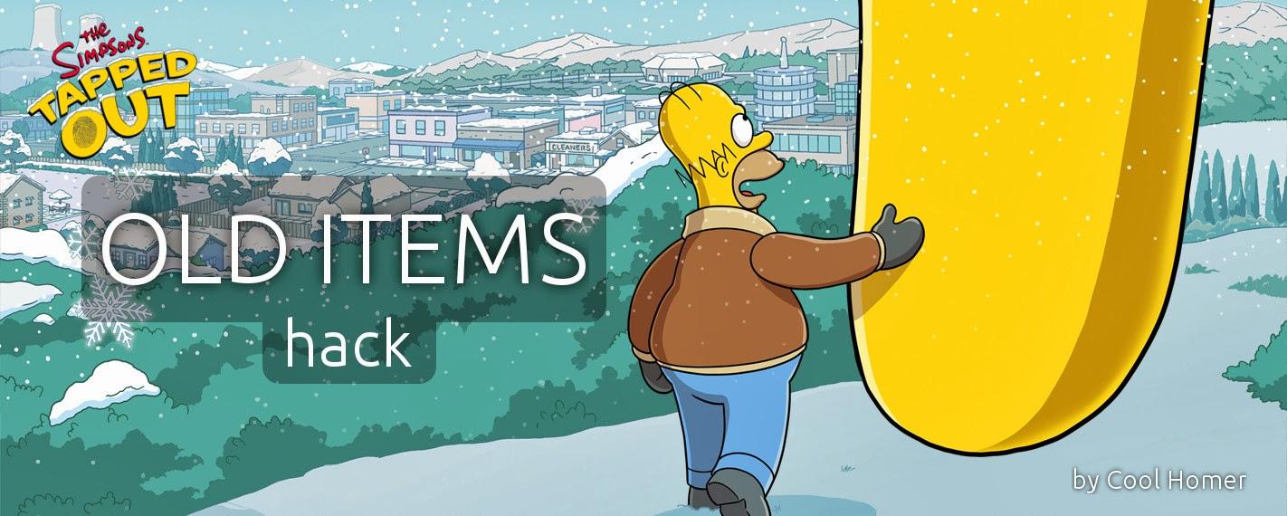 Simpsons Eventos Pasados 4.6.0 Trucos (Donuts en la granja de Cletus