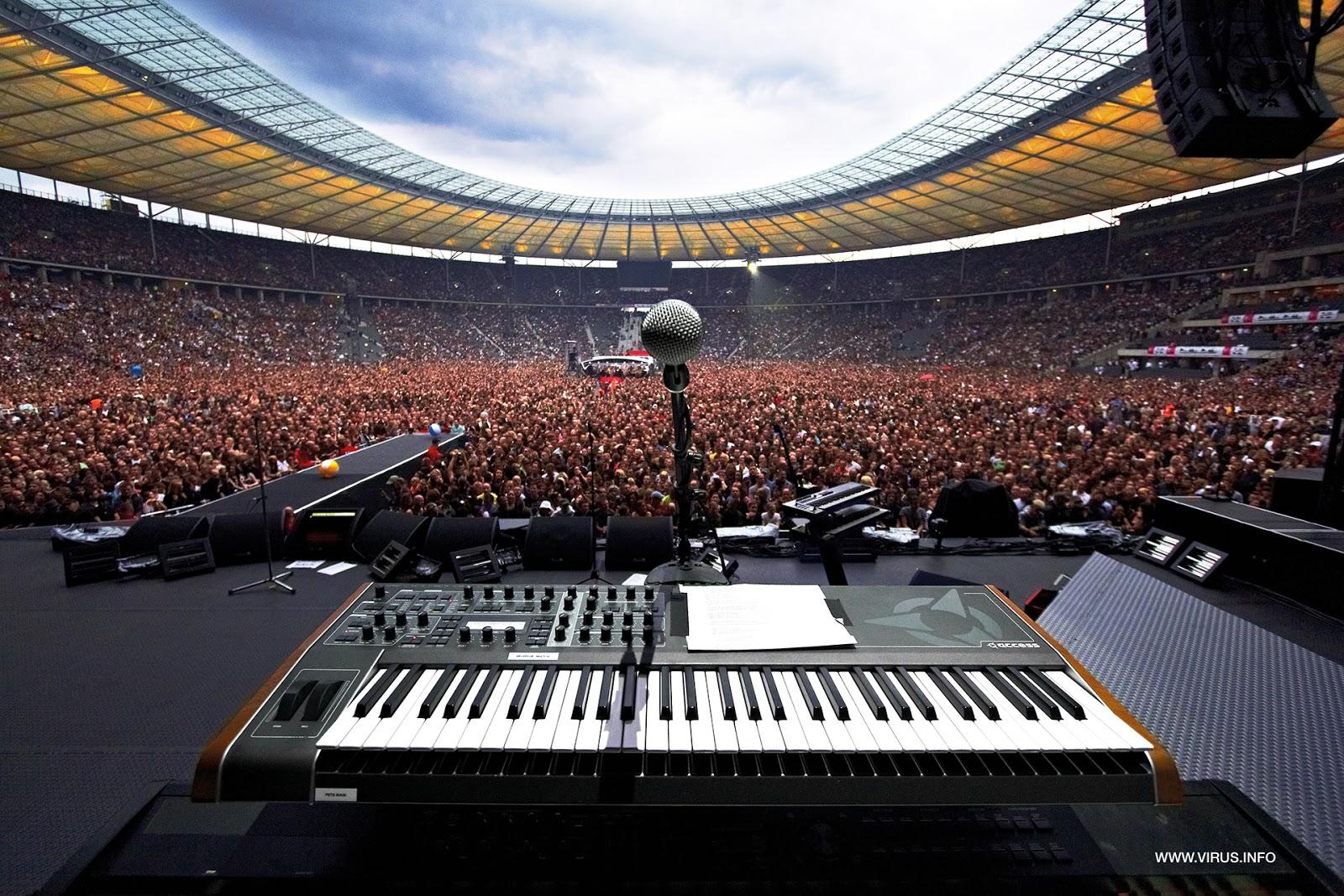 Depeche Mode - Live In Dusseldorf 2010