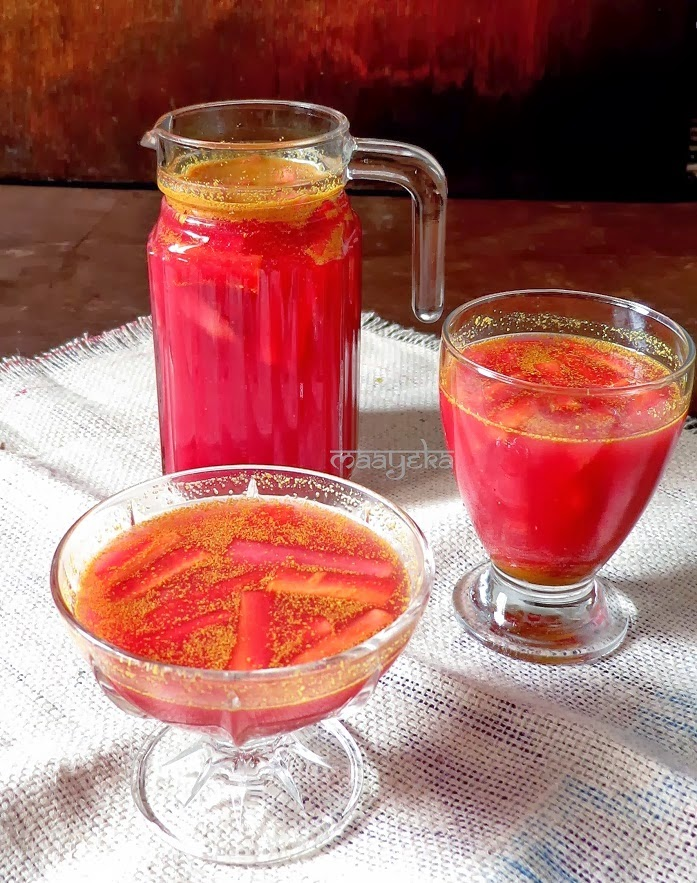 fermented carrot drink