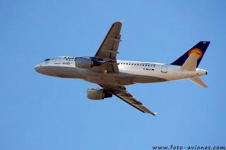 Airbus A319 / D-AILA