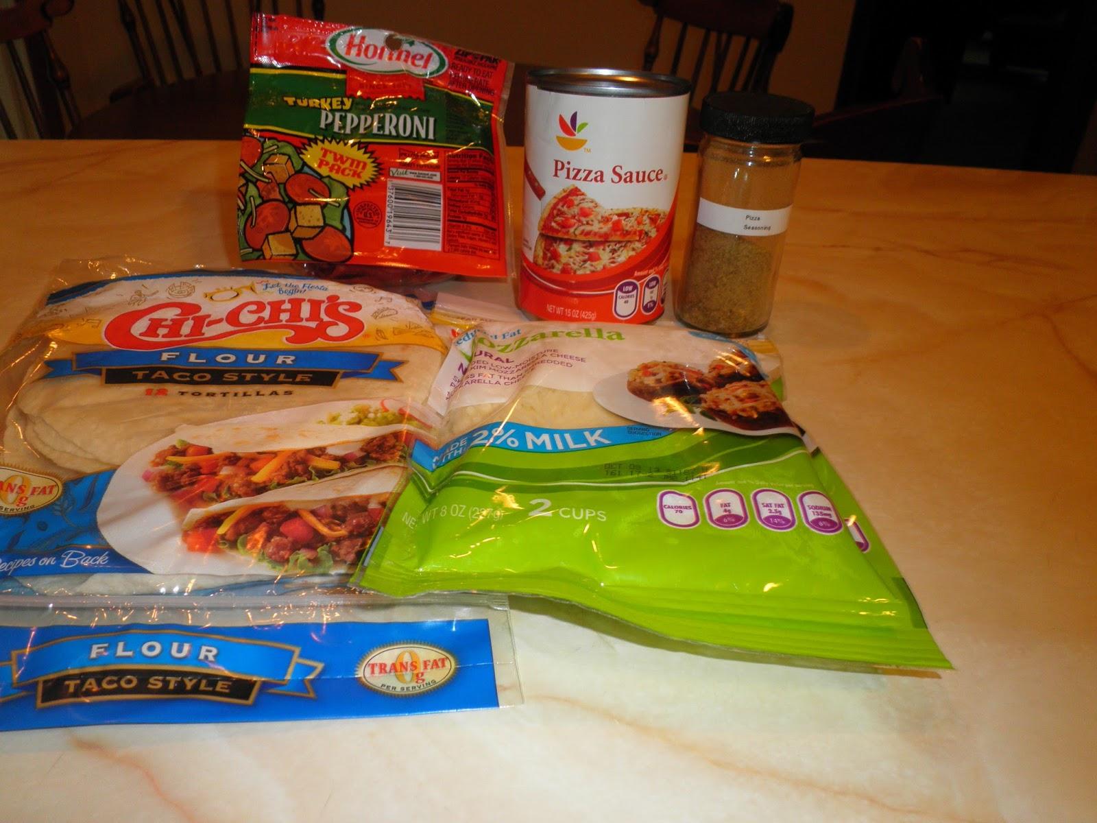 Pepperoni Pizza Enchiladas Recipes — Dishmaps
