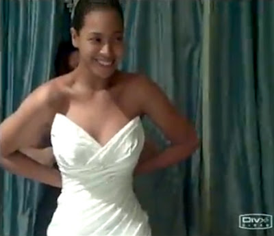 Beyonce Knowles Wedding Dress