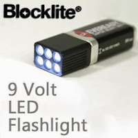 Blocklite LED flashlight image