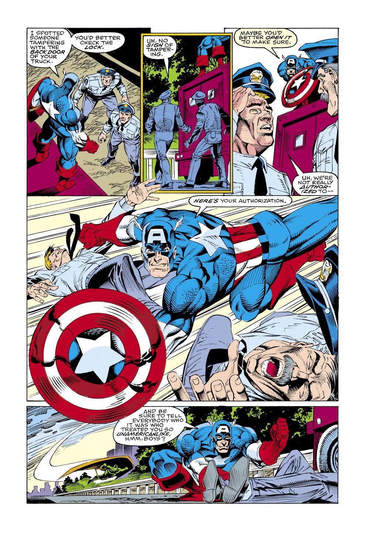 Captain America (1968) Issue #426 #376 - English 11