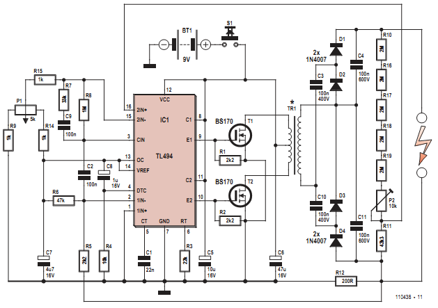 2009 Kia Spectra Rasiator Fuse Box Diagram besides Vwtrikewire 1 likewise Voltage Multiplier Circuit as well 555 furthermore Dc Voltage Converter Circuits. on voltage multiplier circuit diagram