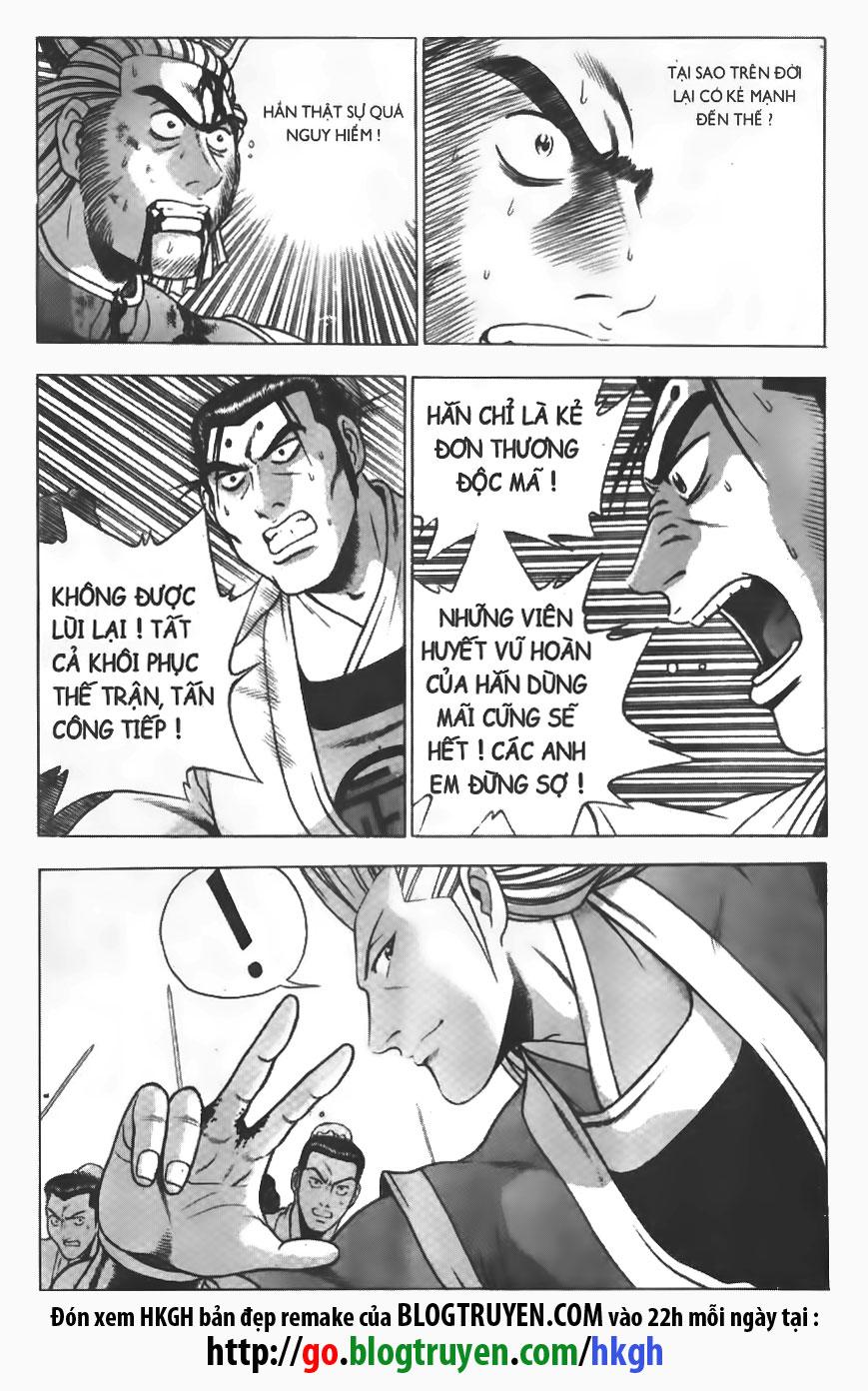 Hiệp Khách Giang Hồ - Hiệp Khách Giang Hồ Chap 203 - Pic 8