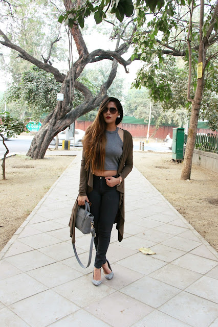 winter fashion, fall fashion trends, transition weather outfit, fashion, delhi blogger, delhi fashion blogger, femella, how to style a shrug, Olive Asymmetric Jersey Cardigan, indian blogger, chic winter outfit, ear cuff, beauty , fashion,beauty and fashion,beauty blog, fashion blog , indian beauty blog,indian fashion blog, beauty and fashion blog, indian beauty and fashion blog, indian bloggers, indian beauty bloggers, indian fashion bloggers,indian bloggers online, top 10 indian bloggers, top indian bloggers,top 10 fashion bloggers, indian bloggers on blogspot,home remedies, how to