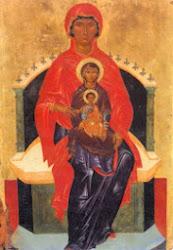 Η Αγία Άννα, η Παναγία και ο Ιησούς