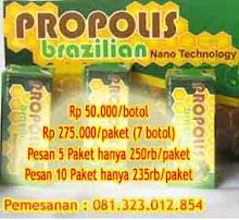Jual Murah Propolis Brazilian Bandung Cimahi