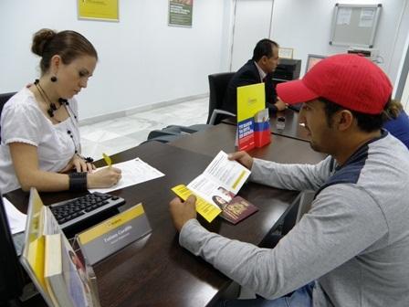 Ahorrocapital banco pichincha espa a entra en la guerra for Oficina registro madrid