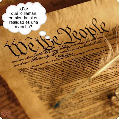 Enmienda a la razón