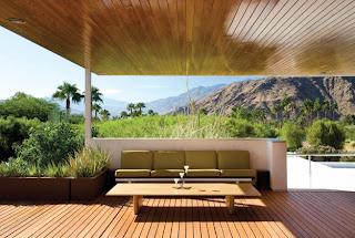 Arquitecto Neutra - Projecto de Casa Kaufmann
