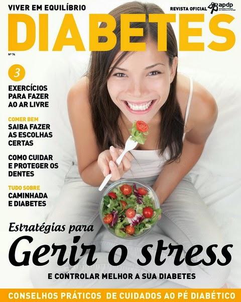 Diabetes: Viver Em Equilíbrio – Nº 74 (2015)