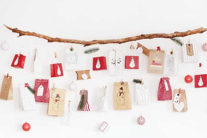 adventkalender auf schwebendem ast magnoliaelectric. Black Bedroom Furniture Sets. Home Design Ideas