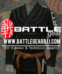 Battle Gear BJJ Kimonos