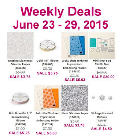 Weekly Deals Sale!  June 23-29